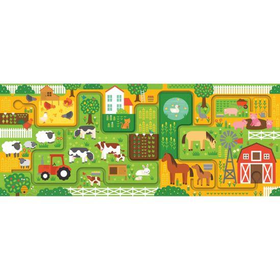 Petitcollage Bludisko a puzzle Farma
